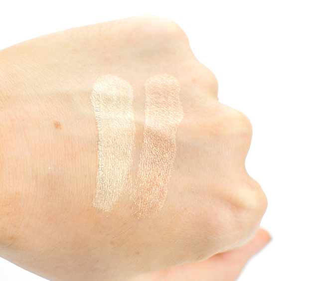 Alima Pure Highlighter Swatches